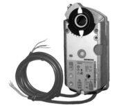 OpenAir® GNP/GAP Fail-Safe/Fail-in-Place, Rotary, Electronic Damper Actuators