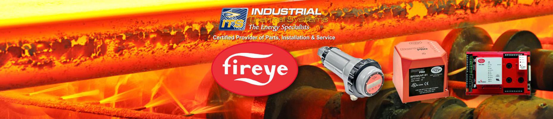 Fireye Burner Controls