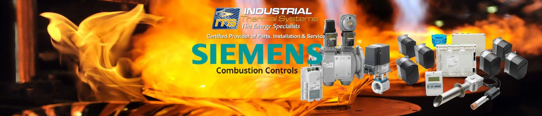 Siemens Combustion Controls