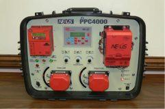 Fireye SDC‐4001 PPC4000 Demo Case