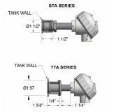 FD09 Non-Intrusive Tank Sensors